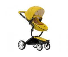 Mima Xari Yellow Limited kiadás babakocsi