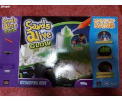 Sands alive világító gyurmakészlet