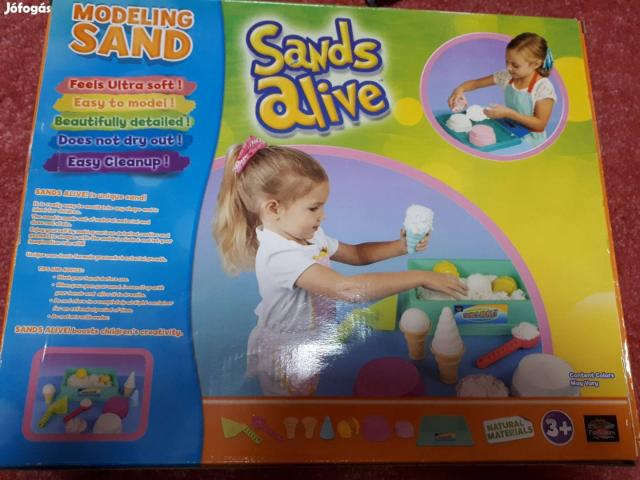 Sands alive édességkészítő gyurmakészlet