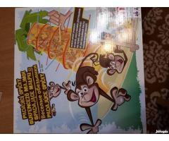 Jeti a spagettiben, Bukfencező majmok