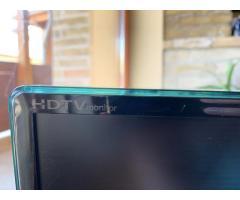 Samsung T24D390EW Monitor Távirányítóval