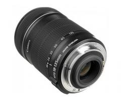 Eladó Canon 18-135mm-es használt objektív
