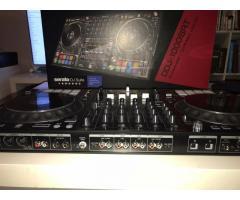 Vadonatúj Pioneer DJ DDJ-1000SRT 4-csatornás professzionális DJ vezérlő a rekordbox dj-hez
