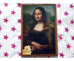 Puzzle könyv - A legnagyobb mesterek