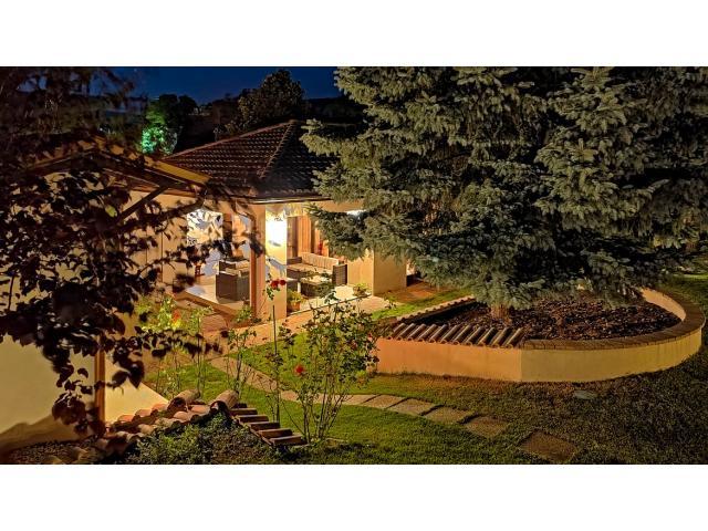 Balatonfüredi ház vendégházzal