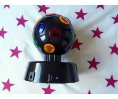 Party diszkólámpa 12V