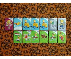 Bart Simpson hűtőmágnesek