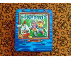 Kinder Cybertop fémdoboz