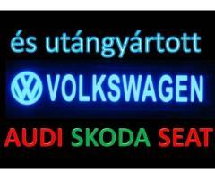 VW AUDI SEAT SKODA BONTOTT , ÚJ ÉS UTÁN GYÁRTOTT ALKATRÉSZEK SZAKÜZLETE