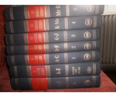 Eladó az ÚJ MAGYAR LEXIKON 7 kötete 4000 Ft