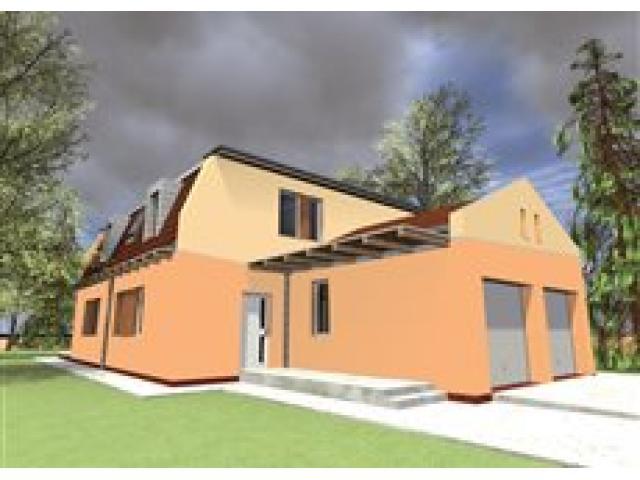 Garázzsal rendelkező új Ikerház eladó a XVIII. kerület új luxus negyedében!