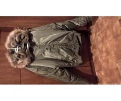 Military erdész kabát eladó