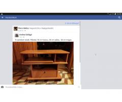 Tv asztal eladó