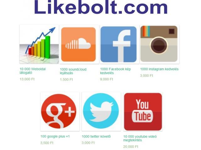 likebolt.com