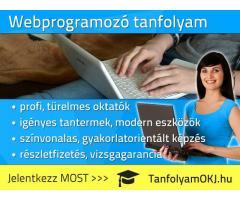 Webprogramozó tanfolyam Budapesten