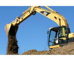 Földmunka-rakodó- és szállítógép kezelő tanfolyam