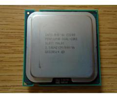 Intel Pentium processzor 2,5GHZ