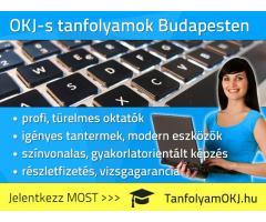 Gyógypedagógiai OKJ-s tanfolyam Budapesten