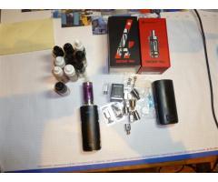 Eleaf iStick TC 60W elektromos cigaretta készlet eladó.