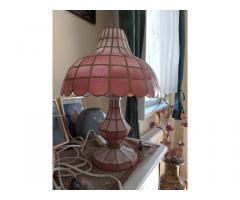 2 db gyöngykagyló lámpa eladó