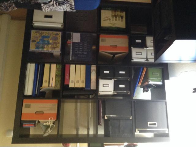 IKEABAn vásárolt polc rendszer elado